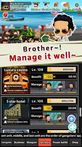 Idle Gangster modavailable screenshots 9