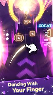 Dancing Blade: Slicing EDM Rhythm Game 1.2.5 Screenshots 18
