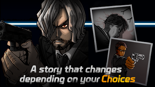 Argo's Choice: Visual Novel, Crime Adventure Game 1.2.9 screenshots 1