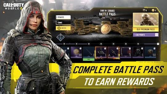 Call of Duty Mobile APK MOD 1.0.28 (Menu MOD) 7