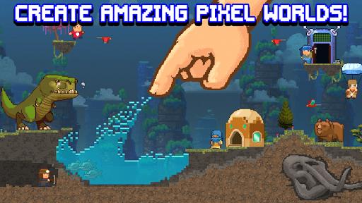 The Sandbox Evolution - Craft a 2D Pixel Universe! goodtube screenshots 1