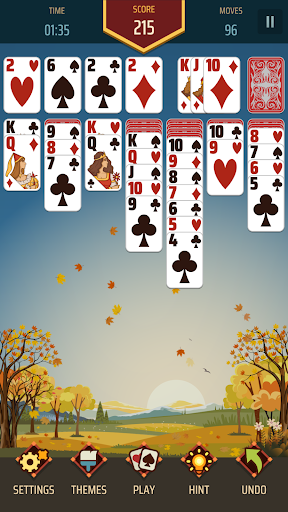 Solitaire 1.21 screenshots 4