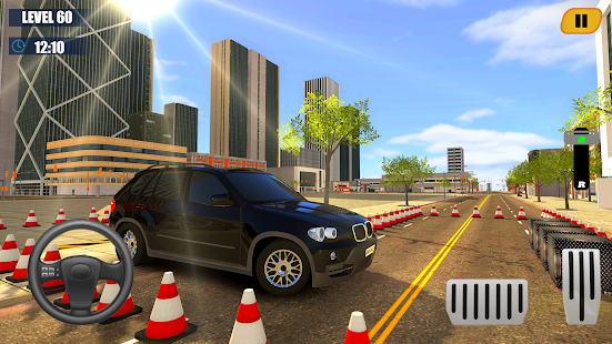Modern Prado Car Parking Games - Driving Car Games 2.0.1 screenshots 1