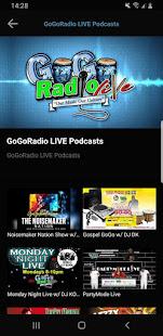 GoGoRadio LIVE App