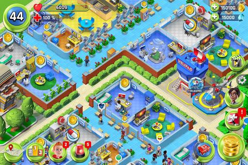 Dream Hospital - Health Care Manager Simulator apkpoly screenshots 6