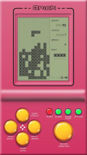 Brick Game : Retro Classic Brick  screenshots 2