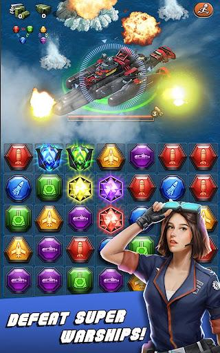 Battleship & Puzzles: Warship Empire 1.31.4 screenshots 10