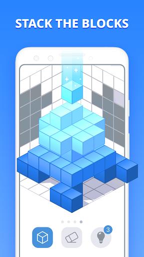 Isometric Puzzle - Block Game 1.0.6 screenshots 1