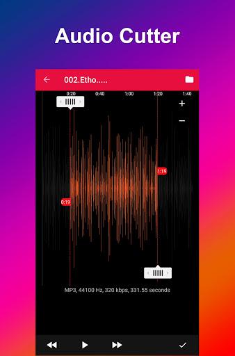 Video to MP3 Converter 1.1.8 Screenshots 4