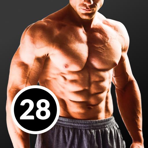 Full Body Workout Plan for Men icon