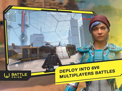 Battle Prime: Online Multiplayer Combat CS Shooter filehippodl screenshot 11