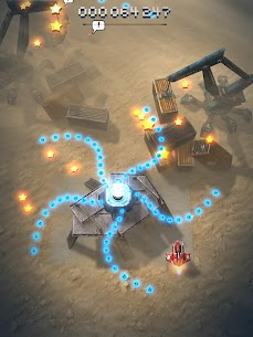 Download Sky Force Reloaded MOD APK [Unlimited Money] For Android 8