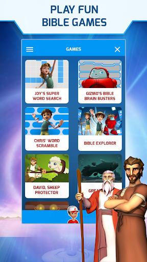 Superbook Kids Bible, Videos & Games (Free App) v1.9.3 Screenshots 1