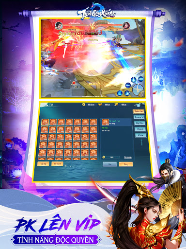 Thiu00ean Long Kiu1ebfm 2: PK Lu00ean Vip 3.0.0 screenshots 13