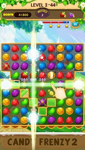 Download Latest Candy Frenzy 2  app for Windows and PC 2