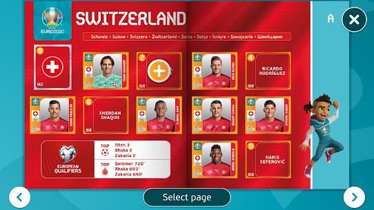 EURO 2020 Panini sticker album 4