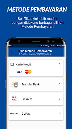 damri apps screenshot 3