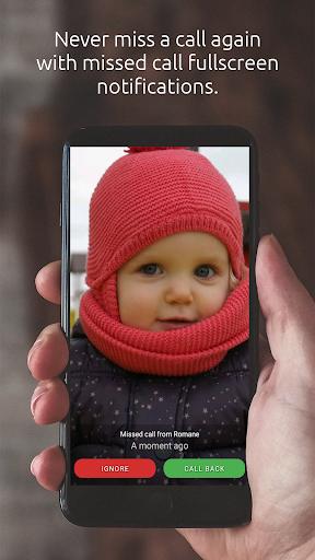 Full Screen Caller ID 15.2 Screenshots 4