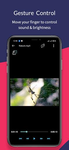 Video player Apkfinish screenshots 4