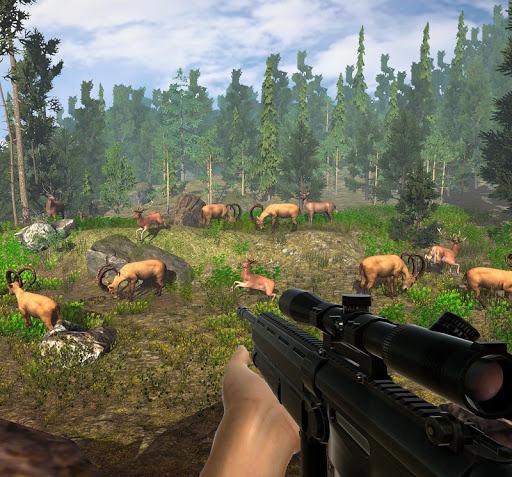 Classic Deer Hunting New Games: Free Shooting Game  screenshots 12