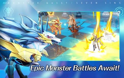 Monster Quest MOD Apk 1.0.5 (Unlimited Money) 4