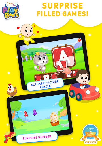 FirstCry PlayBees Play & Learn Kids and Baby Games 2.2 screenshots 14