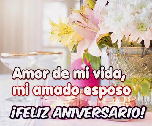 Frases de Feliz Aniversario Amor  Screenshots 5