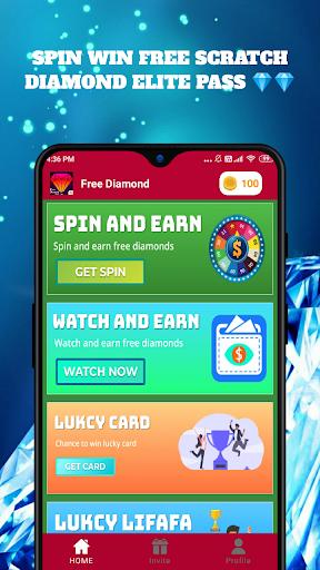Diamond : Fire Max Elite Pass  screenshots 1