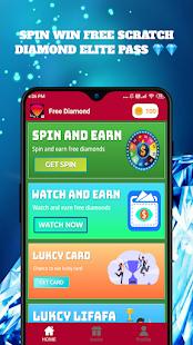 Diamond : Fire Max Elite Pass 1.0.6 screenshots 1