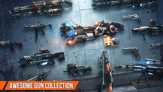 تحميل لعبة زومبي للاندرويد Dead Target APK أحدث اصدار 1