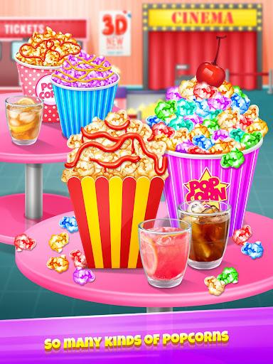 Popcorn Maker - Yummy Rainbow Popcorn Food screenshots 1