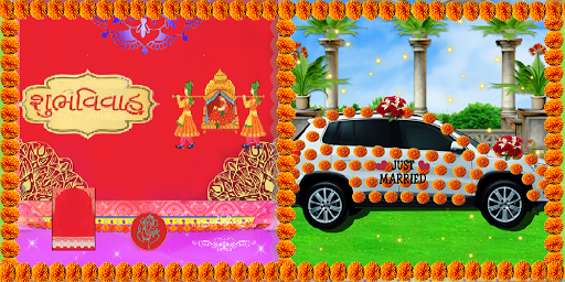Indian Wedding Saree Fashion & Arranged Marriage  screenshots 1