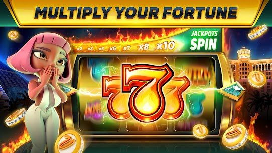 MGM Slots Live – Vegas 3D Casino Slots Games Apk Download 3