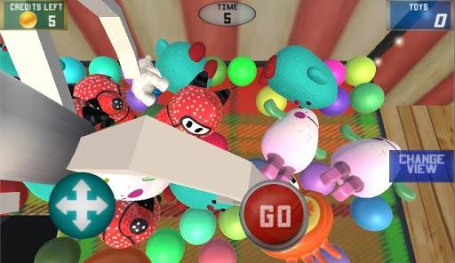 Claw Machine Simulator apktreat screenshots 2