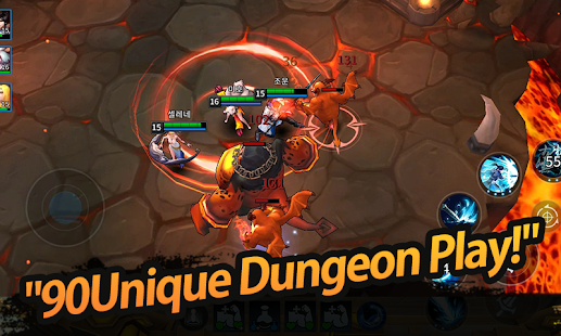 League of Masters: Legend PvP MOBA Summon Champion Unlimited Money