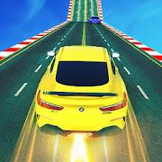 Nitro Cars GT Racing: Airborne Mega Ramp GT stunts