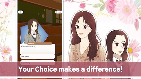Odd Girl Out Interactive Visual Novel Game K-Toon Mod Apk 0.2.7434 5