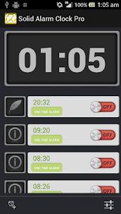 Solid Alarm Pro Paid APK 1