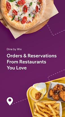 Dine by Wix: Your favorite restaurants on the goのおすすめ画像1