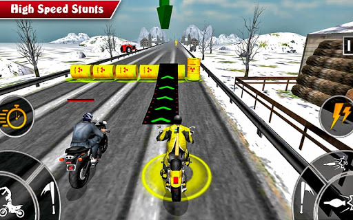 Moto Bike Attack Race 3d games 1.4.5 Screenshots 7