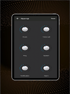 Equalizer Bass Booster Pro Screenshot