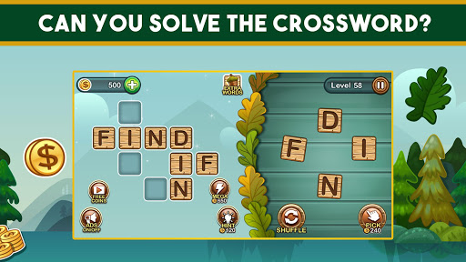 Word Nut: Word Puzzle Games & Crosswords 1.160 Screenshots 15