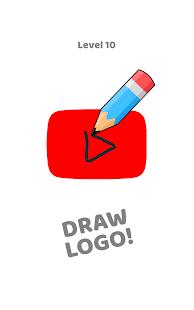 DOP: Draw Logo - drawing puzzle 1.5 Screenshots 9