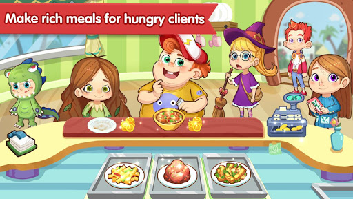 Happy Kitchen World 2.1.5038 Screenshots 4