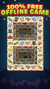 Tile Match Animal - Classic Triple Matching Puzzle