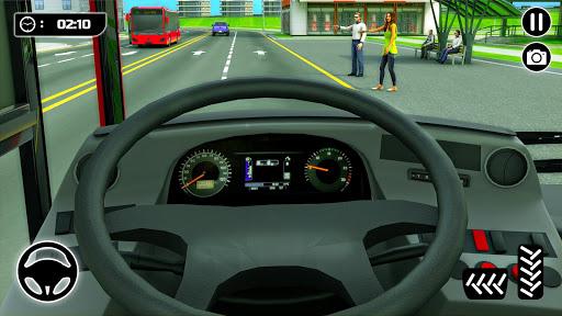 City Passenger Coach Bus Simulator: Bus Driving 3D 8.1.21 screenshots 8