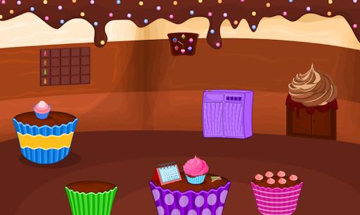 Escape Games-Cupcake Rooms  screenshots 7