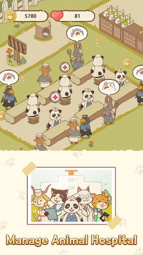 Animal Hospital : Dr.panda 1.0.1 screenshots 3