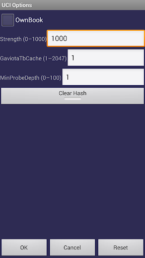 Texel Chess Engine Screenshot 2