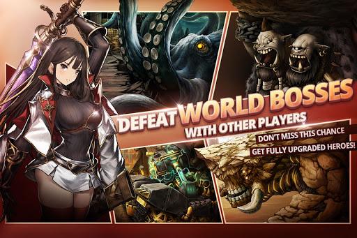 Brave Nine - Tactical RPG  screenshots 7